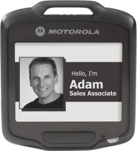 Motorola SB1 Smart Badge